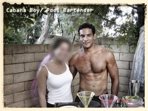 Cabana Boy at BartenderGirlcom